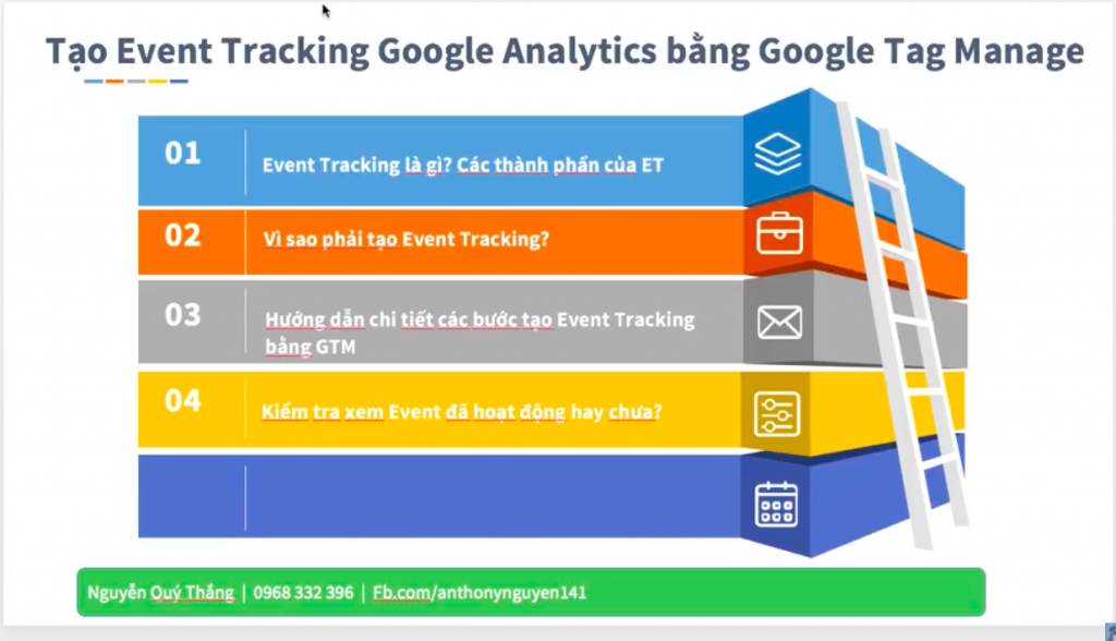 event tracking google analytics